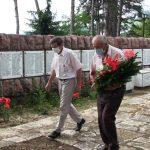 Arilje: Polaganjem venaca obeležen Dan borca