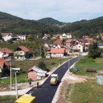 Počelo asfaltiranje ulice Vuka Karadžića u Vranama