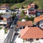 Asfaltirana ulica Majke Jugovića u Piskavicama