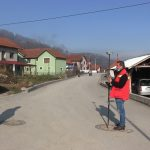 U okviru projekta Upravljanje javnom svojinom u toku je snimanje kanalizacione mreže u opštini Arilje.